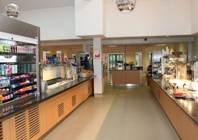 Milford Canteen